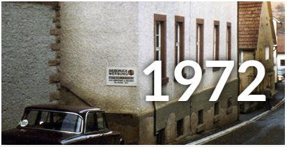 Hoffmann Krippner Founded in 1972