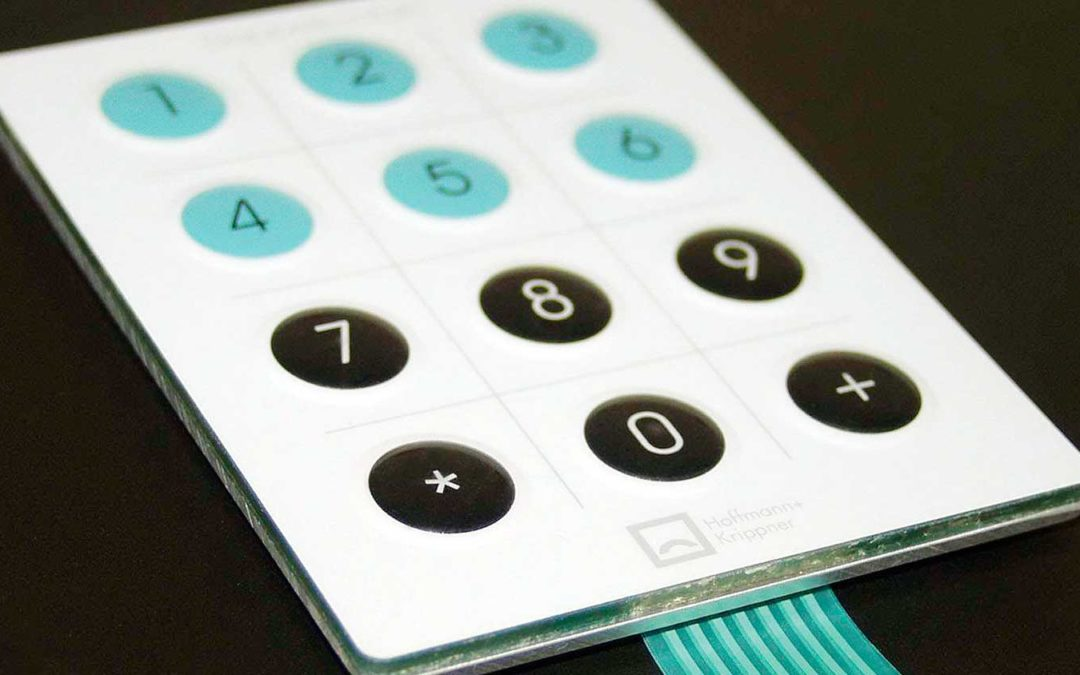 How is a Membrane Switch Constructed?