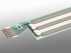 Sensofoil Membrane Potentiometers