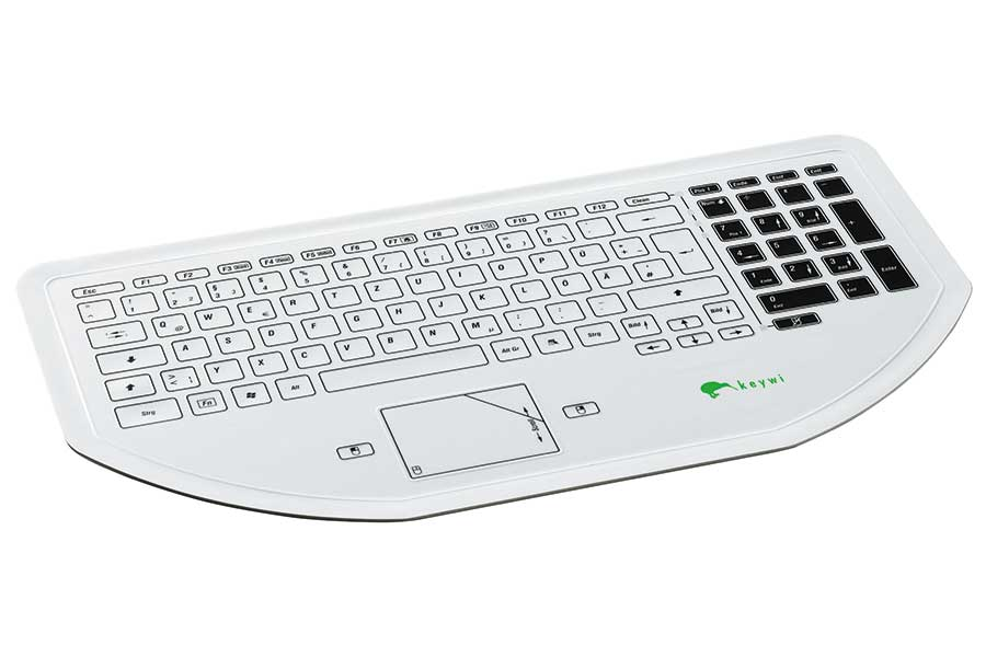 CleanBoard Medical Keyboard