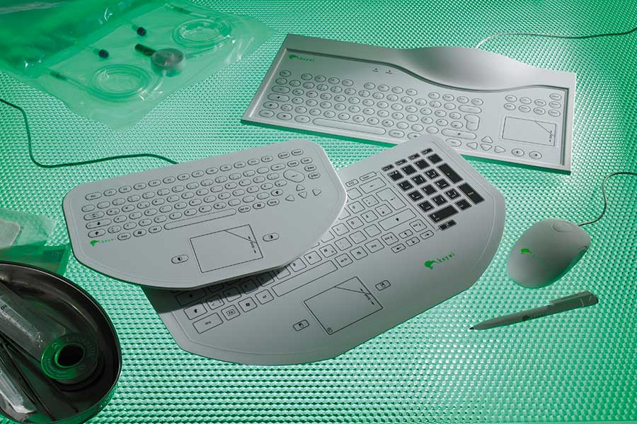 Shop Cleanroom Medical Keyboards