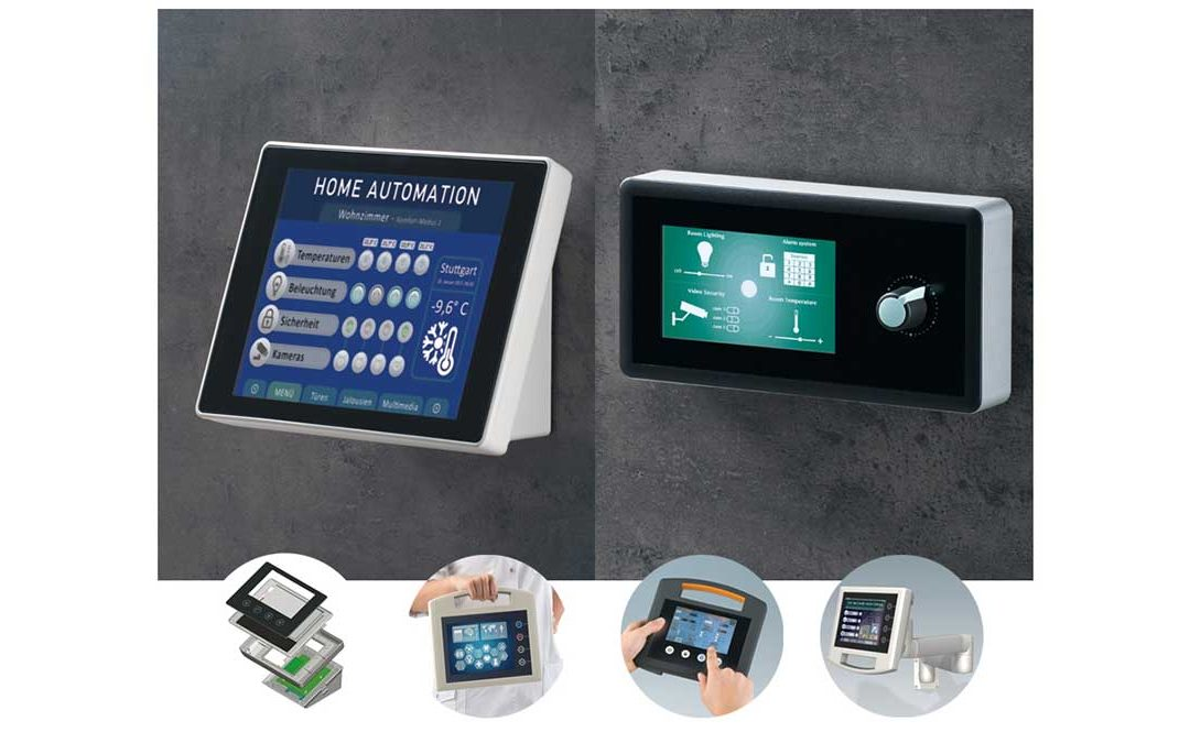 Innovative and Efficient Touchscreen Solutions Now Available with Elegant and Durable Enclosures