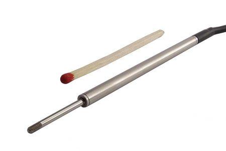 LVDT-IZAL Miniature Displacement Sensor