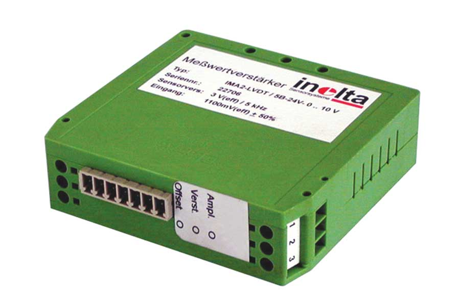 LVDT Signal Conditioner