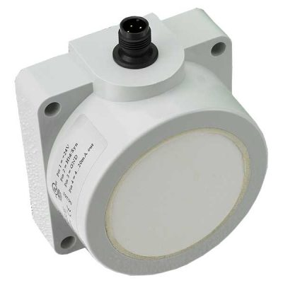 Ultrasonic Proximity Sensor Q50 Cubic Housing