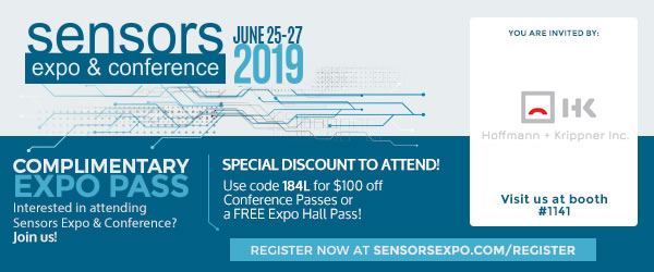 Let's Discuss your Sensor and IoT Connectivity Requirements at Sensors Expo 2019