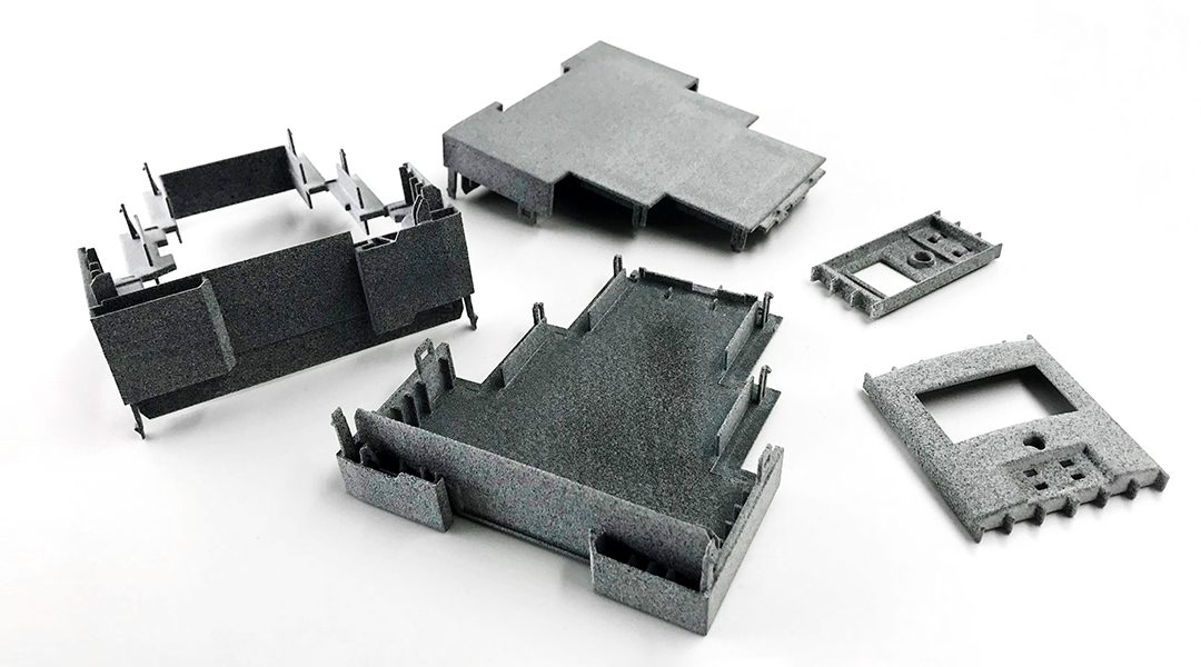 Series Production with 3D Printing: Can Additive Manufacturing Keep Up with Injection Molding?